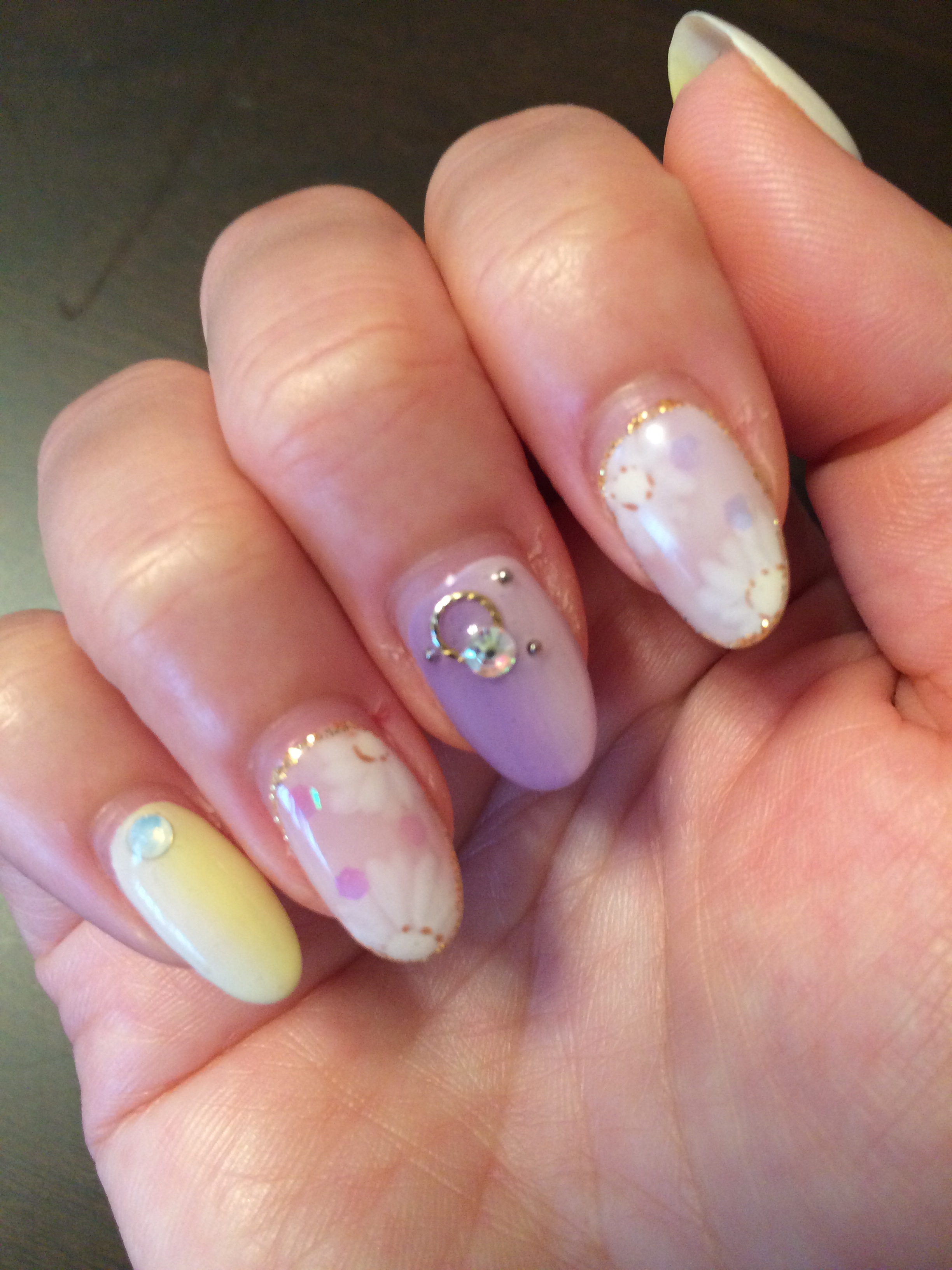 An Enviable Finger Fetish; Nails Japanese Style | Hey from Japan- or ...